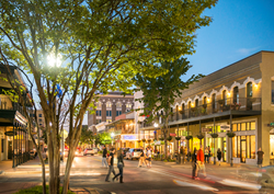 Downtown Pensacola shopping