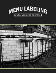 Restaurant Menu Labeling
