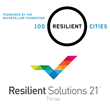 100 Resilient Cities - Pioneered by the Rockefeller Foundation - and Resilient Solutions 21 Announce Partnership to Bring Next Generation Urban Analytics to Cities