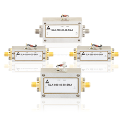 Fairview's In-Stock Broadband Limiting Amplifiers Cover Frequency Ranges from 1 to 18 GHz