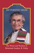 New Xulon Release: Sermons From An Inspiring Reverend & Mom