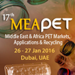 CMT's 2016 Middle East & Africa PET Markets, Applications & Recycling Summit in DUBAI on Jan 26-27