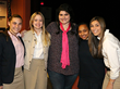 Ally Del Monte spoke with students at The Glenholme School on October 29, 2015.