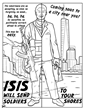 Anti ISIS Coloring Comic Book Proves Accurate Educates on Islamic Terrorism