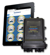 Connects vessel sensors directly to iPads and tablets using Ethernet or WiFi