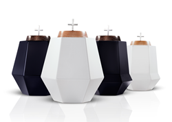 Religious Cremation Urns For Ashes - New Empyrean Collection by Urns In Style