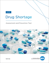 ISPE Drug Shortage Prevention Tool