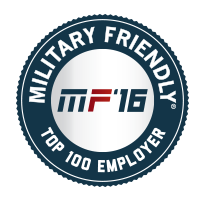 USAA Ranked a Top 10 2016 Military Friendly Employer by Victory...
