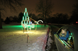 Volunteers with a Passion for Improving St. Paul Will Help Set up Minnesota's Largest Nightly Holiday Lights Display at Phalen Park