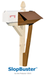 Just in Time for Winter, Erie Products Announces the Original SlopBuster™ Mailbox Protector