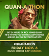 "Rich Homie Quan to Premiere Tracks from His Upcoming Album ""Rich As In Spirit"" Exclusively on Music Choice November 6th"