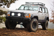 Rugged Ridge All-Terrain Fender Flares for Jeep Cherokee