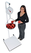 DETECTO's New Free-Standing USA-Made Hanging Scale Stand