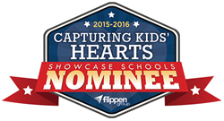 Capturing Kids' Hearts Showcase School NOMINEE