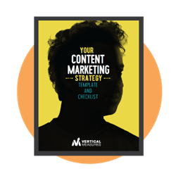 Content Marketing Strategy Template and Checklist