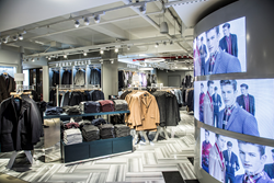 Perry Ellis Debuts 'Shop of the Future' Retail Concept