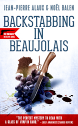 Wine and culinary mystery set in France, Beaujolais Nouveau
