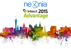 Nexonia at Intacct Advantage