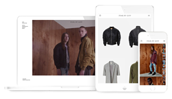 Fear of God digital experience