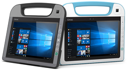 Getac RX10 Rugged Tablet and RX10H Healtcare Tablet
