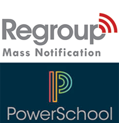Regroup Mass Communication and PowerSchool Partnership