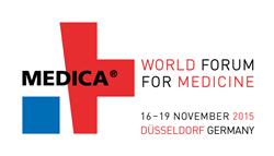 Medica 2015 Logo