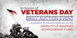 Pristine Auction to Feature One Day Veterans Day Event Benefiting the Doolittle Tokyo Raider Scholarship Fund and Featuring Autographed Memorabilia from American Heroes