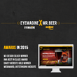 EYEMAGINE Multiple Awards Winner for Web eCommerce Design in 2015 – W3 Awards, IMA, Webaward, DAVEY Award