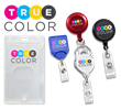 IDenticard Annouced TRUECOLOR Digital Printing is Now Available on Dozens of Additional Badge Reels
