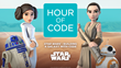 "Code.org, Disney and Star Wars Launch Hour of Code ""Build-Your-Own-Game"" Tutorial to Broaden Computer Science Participation"