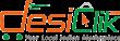 DesiClik.com  Logo