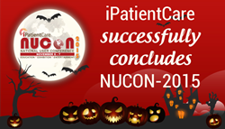 iPatientCare Successfully Concludes NUCON2015