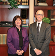 Dione Stolarski and John Riesbeck merge with DHJJ CPAs
