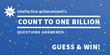 Interactive Achievement Approaches One Billion Milestone