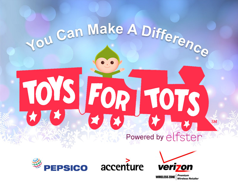 Announcement Email Sample Toys For Tots : Elfster announces new partnership with toys for tots and