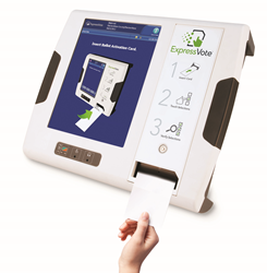 Federally Certified ExpressVote Universal Voting System
