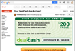 Introducing DealCash, a New Premium Incentive Service That Motivates Customers to Take Action