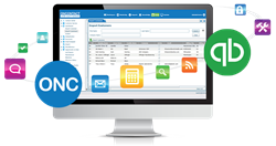 OnContact CRM offers QuickBooks Integration