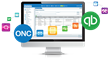 OnContact CRM Announces Integration with QuickBooks Online and Desktop