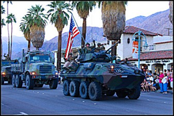 19th Annual Palm Springs Veterans Day Parade