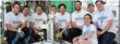 Winning team from ISEEM, ESIGELEC's Research Institute in Rouen, France