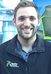 Jordan Eickelberger - PRT's Midwest Regional Sale Manager