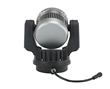 LED Spotlight that offers wireless remote pan and tilt control, spot to flood adjustability, strobe and SOS functionality