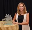 Virginia Blaine of Continental Van Lines Receives Mayflower Transit's Joyce Derrick Award