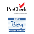 Healthcare Background Screening Firm PreCheck Wins a 2015 Davey Award