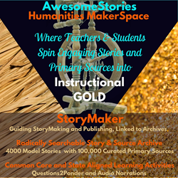MakerSpace for the Humanities- Breakthrough in 21st Century Reading,...