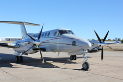 Commuter Air Technology's King Air 350ME