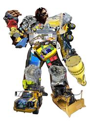 Equipment Today construction techno creature