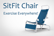 SitFit Chair Debuts to the World Today as a Portable Lounge Chair that Integrates a Full Body Gym and Helps Many People Lead Healthier Lives - Pre-order at Kickstarter