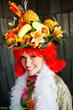 Headshot of the author of Eat Like Eve, Miss Cherry Capri